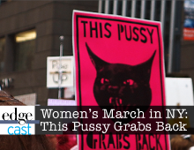 EdgeCast: Women's March in NY