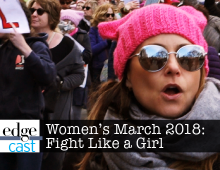 EdgeCast: Women's March 2018