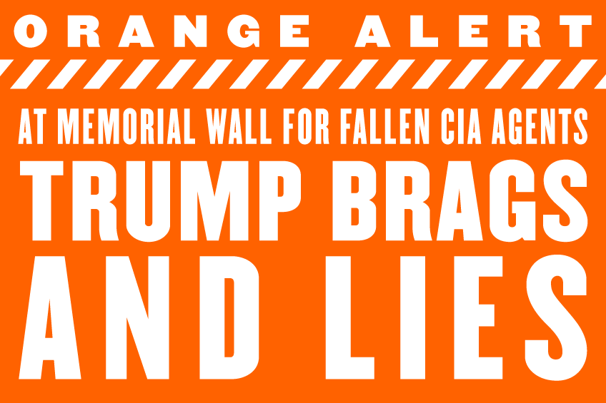 Orange-Alert-CIA-Wall