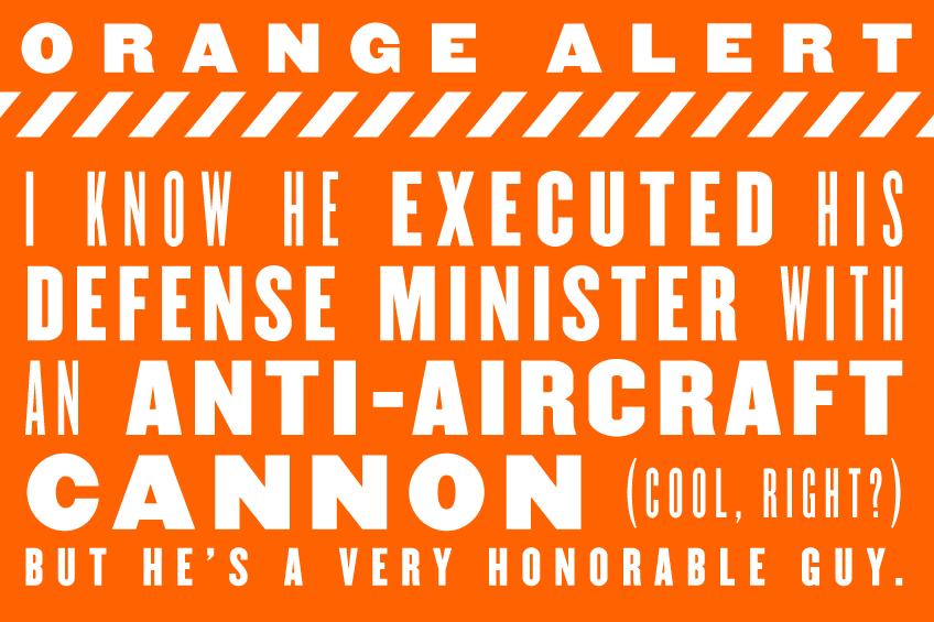 Orange-Alert-Honorable
