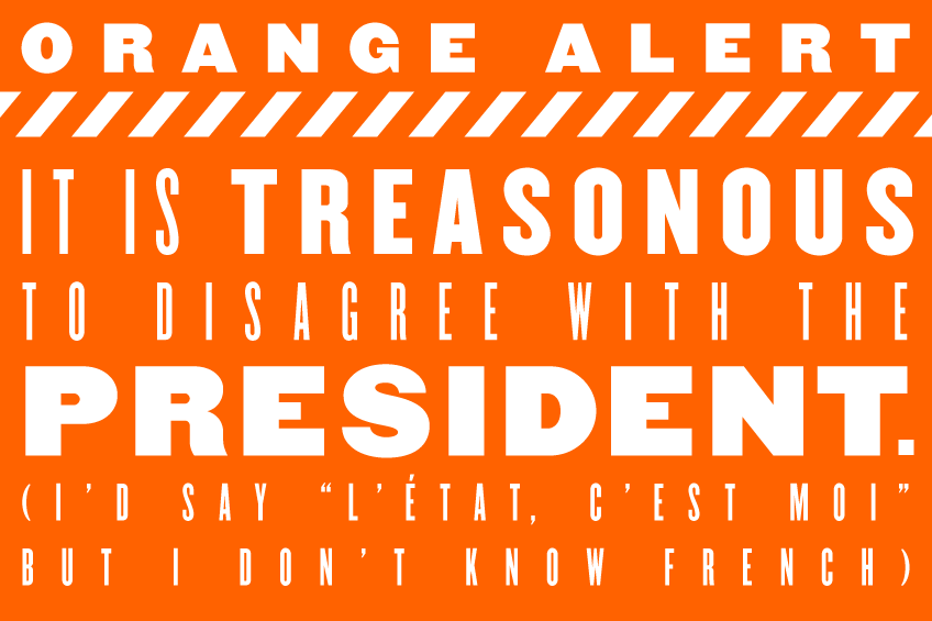 Orange-Alert-Letat