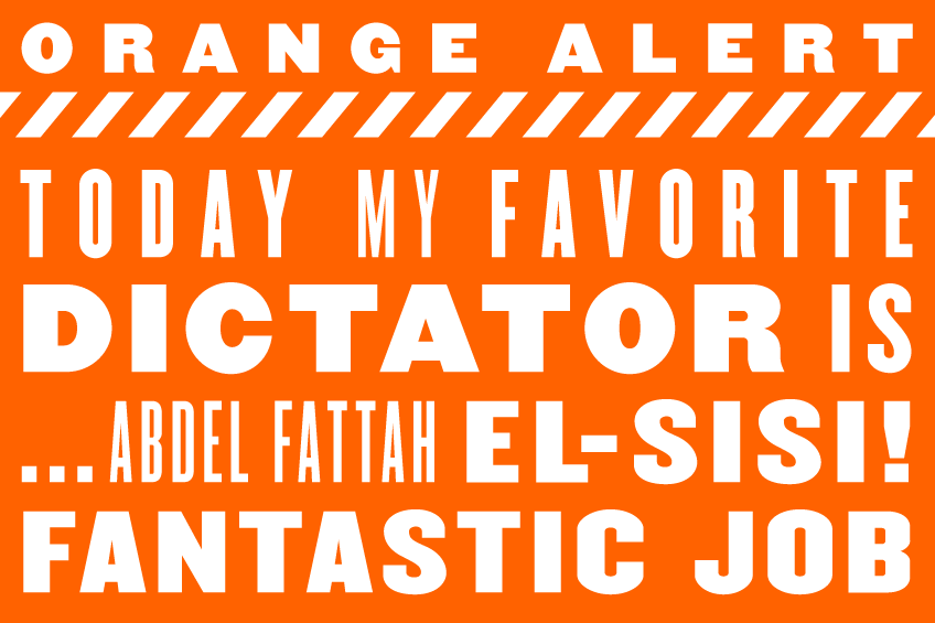 Orange-Alert-Sisi