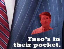 Anti-Faso Campaign (R-NY)