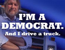 I'm a Democrat.