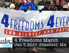 EdgeCast: 4 Freedoms March