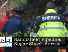 EdgeCast: Sandisfield Arrest